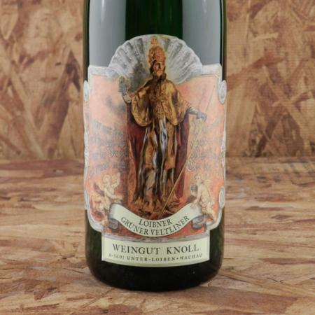 Weingut Knoll Loibner Grüner Veltliner 2014
