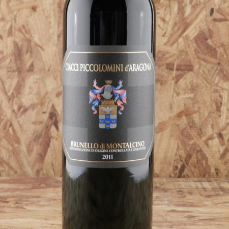 Ciacci Piccolomini d'Aragona Brunello di Montalcino Sangiovese 2011