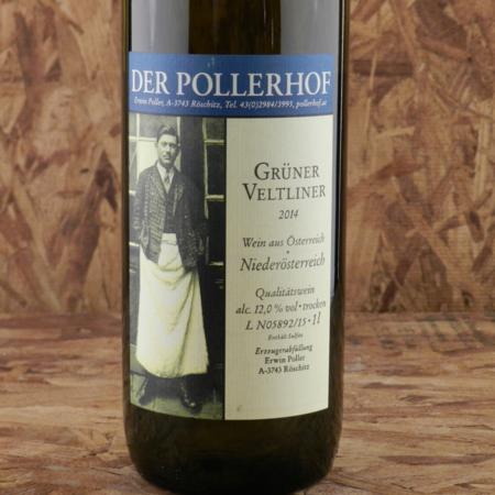 Weingut der Pollerhof Niederösterreich Grüner Veltliner 2014 (1000ml)