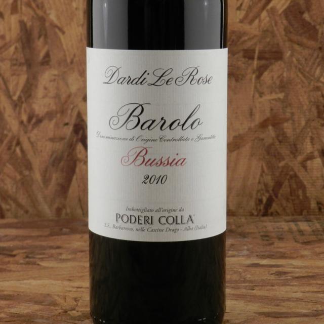 Bussia Dardi Le Rose Barolo Nebbiolo 2010