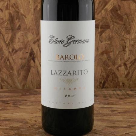 Germano Ettore Lazzarito Riserva Barolo Nebbiolo 2008