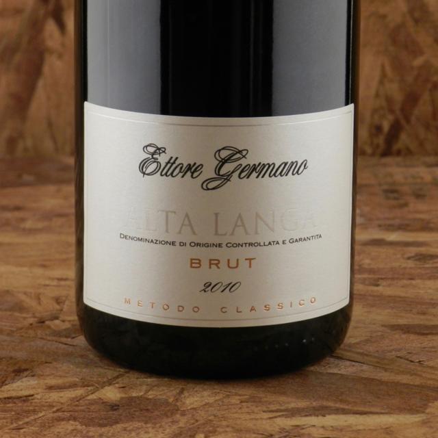 Brut Alta Langa Champagne Blend 2010