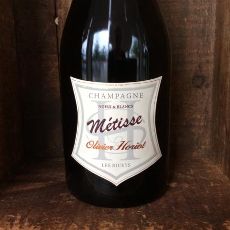 Olivier Horiot Métisse Noirs & Blancs Les Riceys Champagne NV