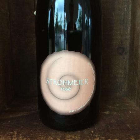 Franz Strohmeier Stohmeier-Rosé-Sekt Blauer Wildbacher  NV