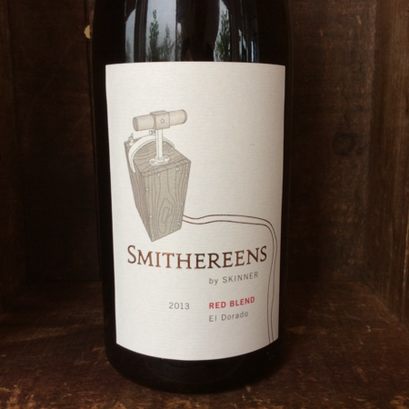 Skinner Smithereens El Dorado Red Blend 2013