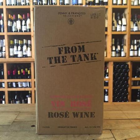 Domaine de la Patience From the Tank Vin de Pays du Pont du Gard Rosé Blend 2015 (3000ml)