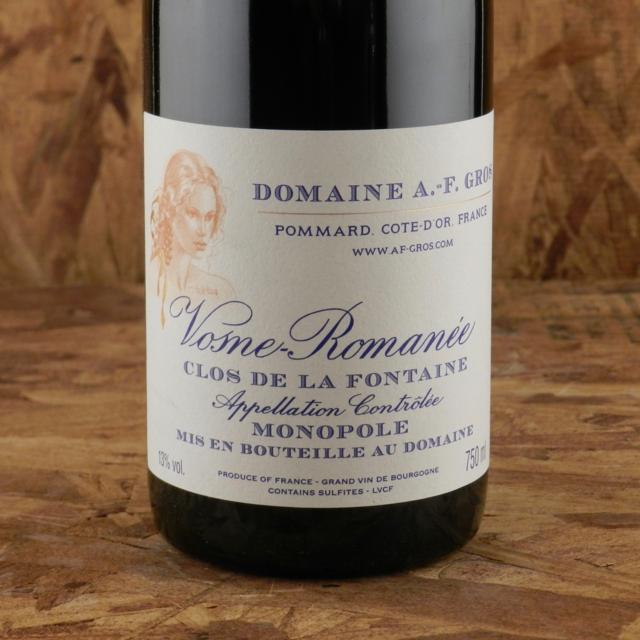 Clos de la Fontaine Monopole Vosne-Romanée Pinot Noir 2013