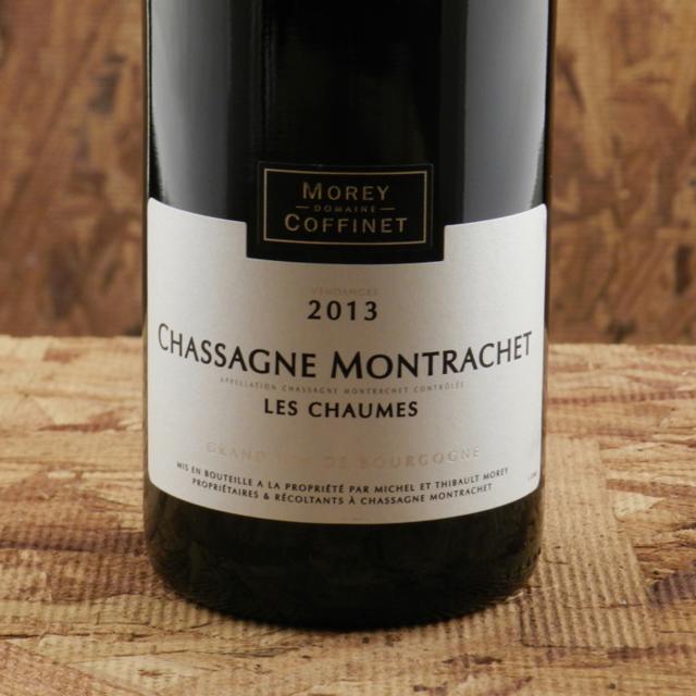 Les Chaumes Chassagne-Montrachet Pinot Noir 2013