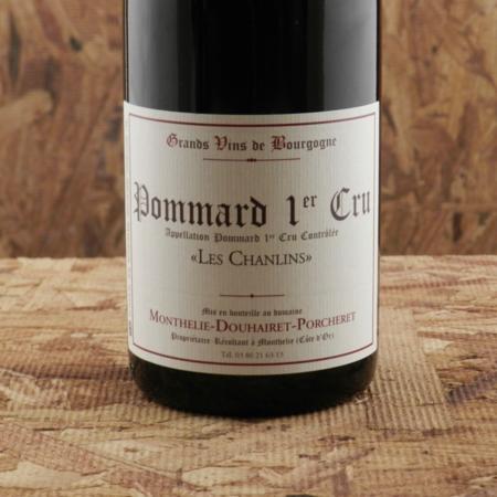 Monthélie-Douhairet Porcheret Les Chanlins Pommard 1er Cru Pinot Noir 2010