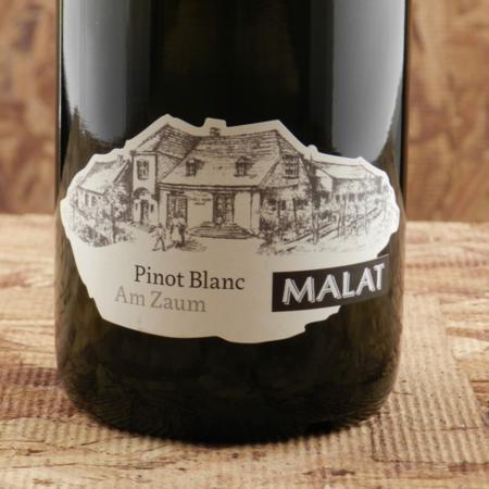 Weingut Malat Am Zaum Pinot Blanc 2013