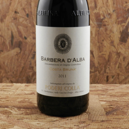 Poderi Colla Costa Bruna Barbera d'Alba 2011
