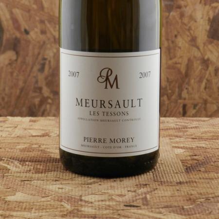 Pierre Morey Les Tessons Meursault Chardonnay 2007