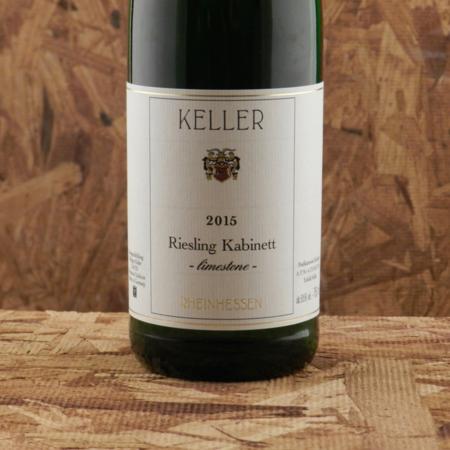 Weingut Keller Limestone Riesling  2015