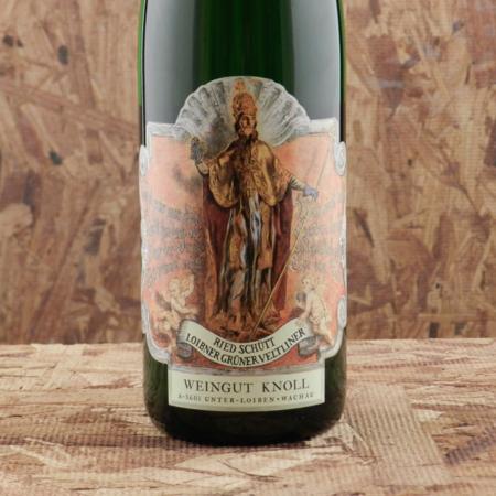 Weingut Knoll Loibner Schütt Grüner Veltliner 2014