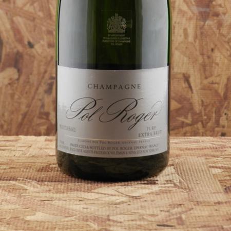 Pol Roger Pure Extra Brut Champagne Blend NV