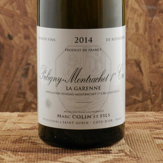 La Garenne Puligny-Montrachet 1er Cru Chardonnay 2014