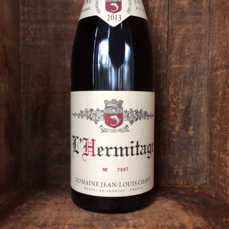 Domaine Jean-Louis Chave Hermitage Syrah 2013
