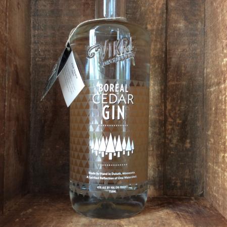 Vikre Distillery Boreal Cedar Gin NV