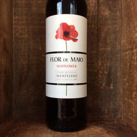 Magnum Vinhos  Flor de Maio Mayflower  Vinho Regional Red Blend 2015