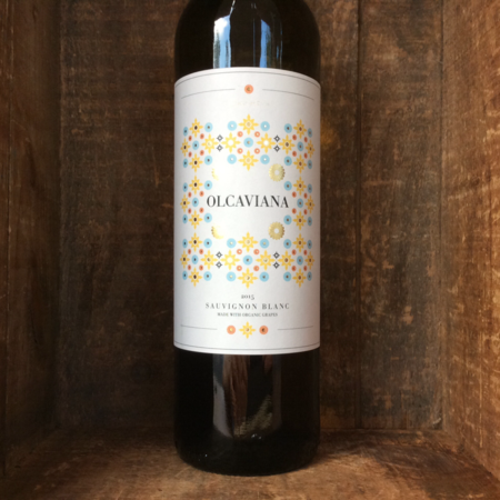 Bodega Sierra Norte Olcaviana Sauvignon Blanc 2015