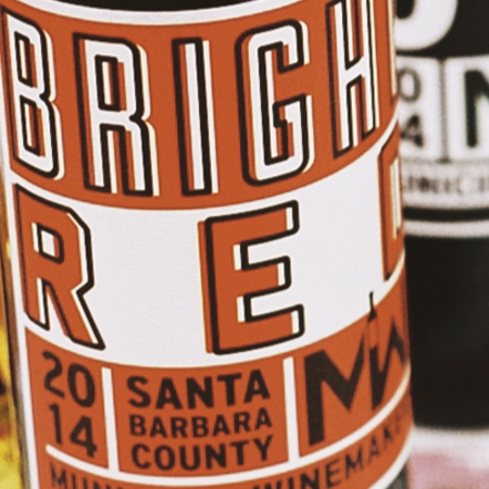 Municipal Winemakers Bright Red Grenache Blend 2014