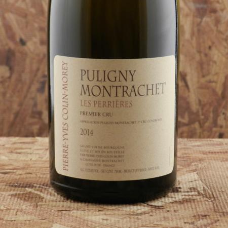 Pierre-Yves Colin-Morey Les Perrières Puligny Montrachet 1er Cru Chardonnay 2014