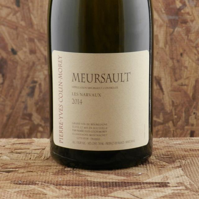 Les Narvaux Meursault Chardonnay 2014
