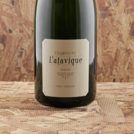 Champagne Mouzon Leroux & Fils Grand Cru Brut Réserve Champagne Blend NV