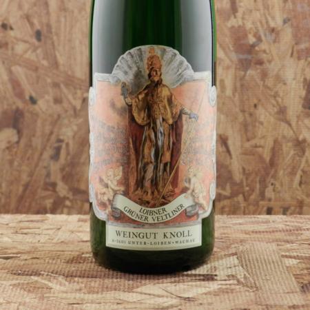 Weingut Knoll Loibner Federspiel Grüner Veltliner 2015