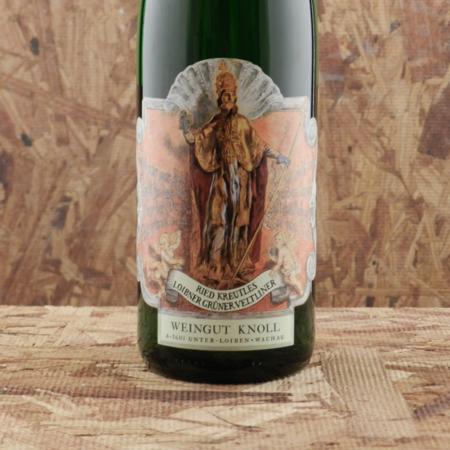 Weingut Knoll Loibner Kreutles Federspiel Grüner Veltliner 2015