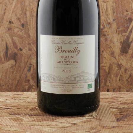 Domaine De La Grand'Cour (Jean-Louis Dutraive) Cuvée Vieilles Vignes Brouilly Gamay 2015 (1500ml)