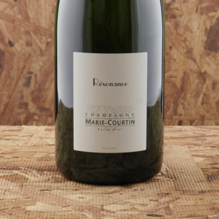Marie Courtin Résonance Extra Brut Champagne Pinot Noir 2013