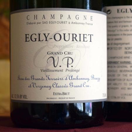Egly-Ouriet V.P. Vieillissement Prolongé Extra Brut Grand Cru Champagne Blend NV