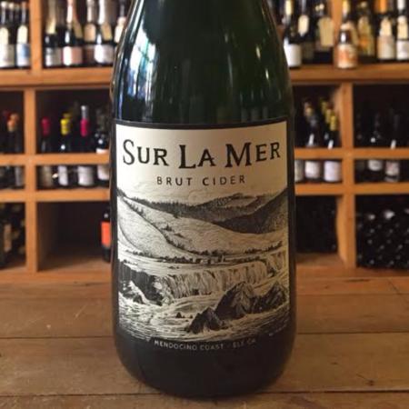 Drew Wines Sur La Mer Brut Cider
