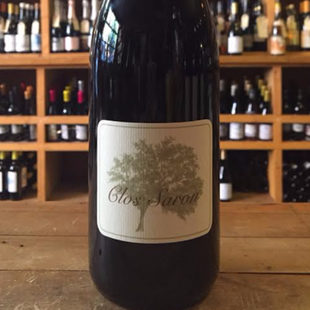 Clos Saron Out of the Blue Cinsault Blend 2014