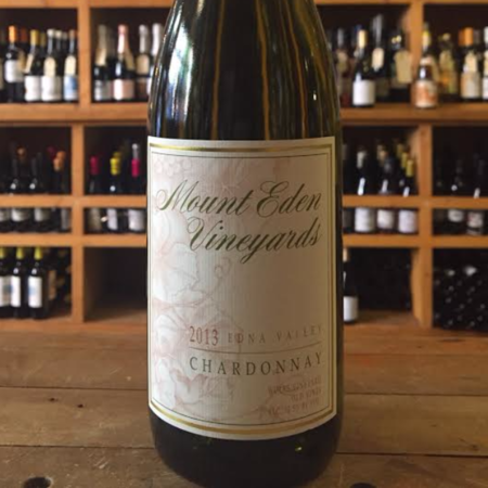 Mount Eden Vineyards Wolff Vineyard Chardonnay 2013