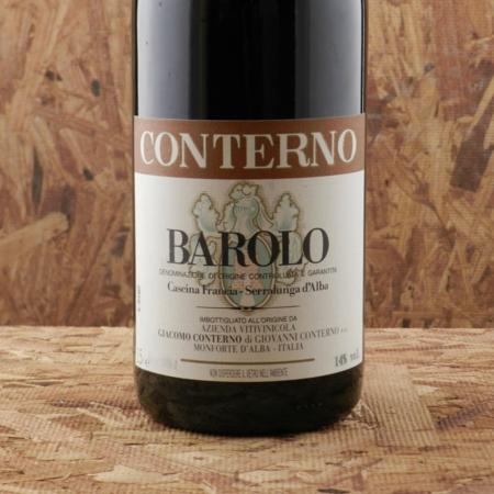 Giacomo Conterno Cascina Francia Barolo Nebbiolo 1999 (1500ml)