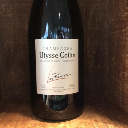 Ulysse Collin Les Pierrières Extra Brut Blanc de Blancs Champagne Chardonnay NV