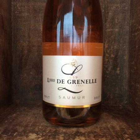 Louis de Grenelle Saumur Brut Rosé NV