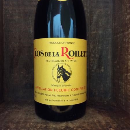 Clos De La Roilette Clos de la Roilette Fleurie Gamay 2015