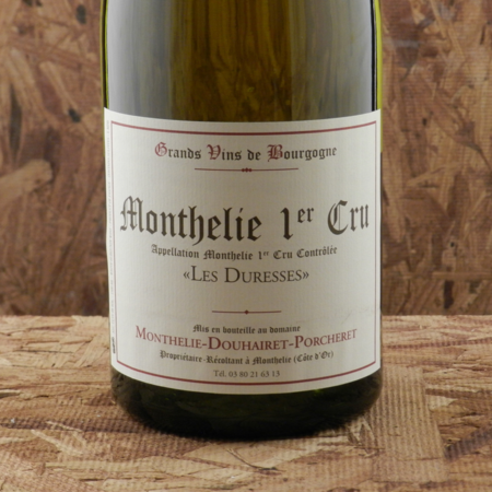 Domaine Monthelie-Douhairet Les Duresses Monthélie 1er Cru Chardonnay 2007 (1500ml)