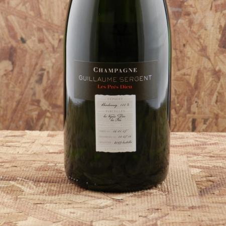Guillaume Sergent Les Prés Dieu Extra Brut Champagne Chardonnay NV