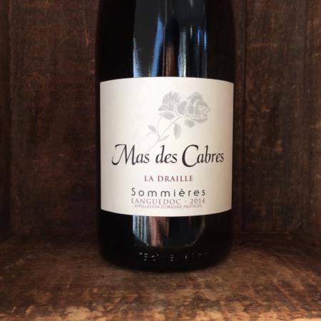Mas des Cabres La Draille Sommieres Coteaux du Languedoc Grenache Blend 2014