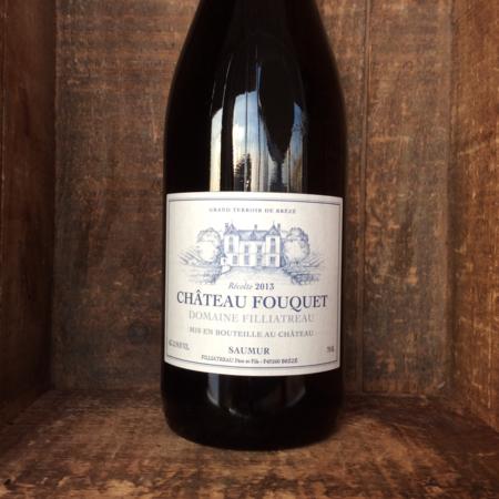 Domaine Filliatreau Château Fouquet Saumur Cabernet Franc 2013