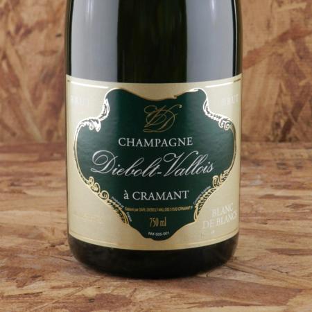 Diebolt-Vallois Brut Blanc de Blancs Champagne Chardonnay NV (1500ml)