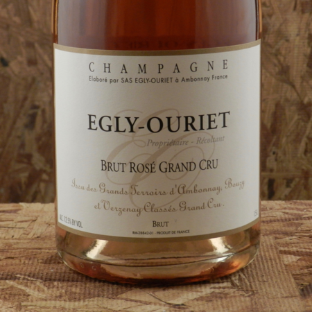 Egly-Ouriet Brut Rosé Grand Cru Champagne Pinot Noir Chardonnay NV (1500ml)