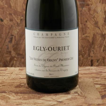 "Egly-Ouriet ""Les Vignes De Vrigny"" 1er Cru Brut Champagne Pinot Meunier NV"