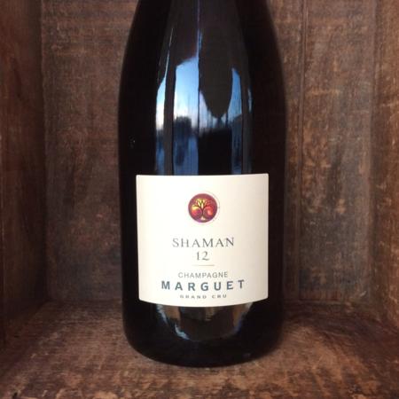 Marguet Père et Fils Shaman 12 Marguet Champagne Pinot Noir Chardonnay Rosé NV