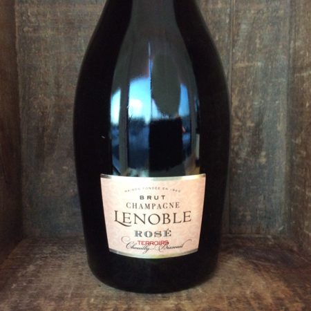 A. R. Lenoble Terroirs Brut Rosé Champagne NV