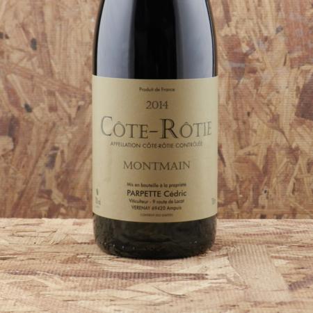 Cédric Parpette Le Montmain Cote-Rotie Syrah 2014